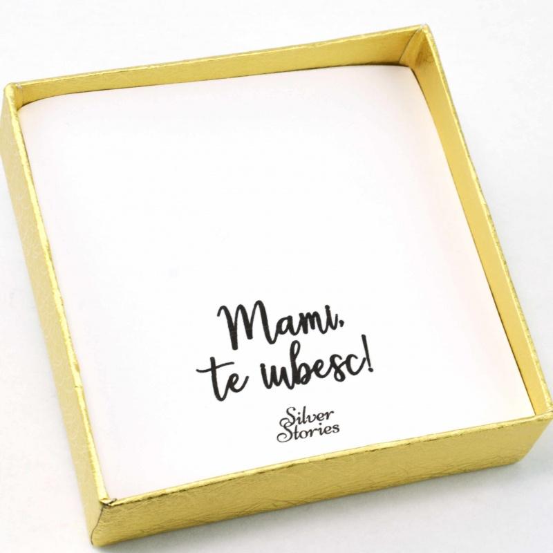 Cutie Mami Te Iubesc - O singura cutie pentru fiecare bijuterie