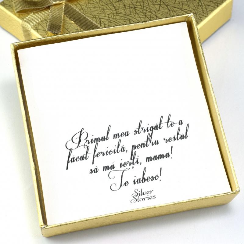 Cutie Primul strigat - O singura cutie pentru fiecare bijuterie